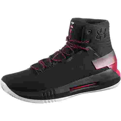 Under Armour Drive 4 Sneaker Herren black-pierce-black