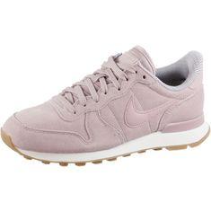 Nike INTERNATIONALIST Sneaker Damen particle rose-vast grey