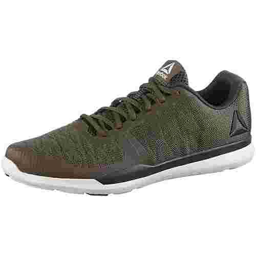 Reebok Sprint Fitnessschuhe Herren army-green-coal-chalk