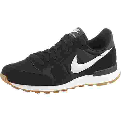 Nike INTERNATIONALIST Sneaker Damen black-summit white