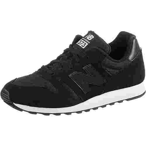 NEW BALANCE WL373 Sneaker Damen black-white