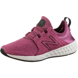 NEW BALANCE CRUZ Sneaker Damen burgundy