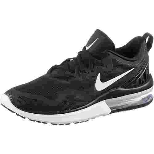 Nike AIR MAX FURY Sneaker Damen black-white