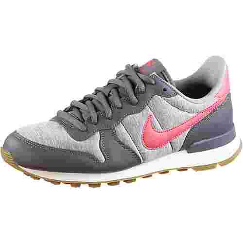Nike INTERNATIONALIST Sneaker Damen gunsmoke-sea coral
