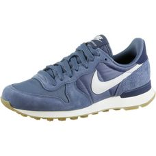 Nike INTERNATIONALIST Sneaker Damen diffused blue