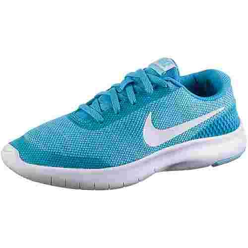 Nike Flex Experience Fitnessschuhe Kinder ltbluefury-whitebleached-auqa