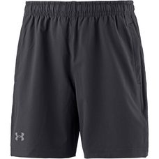 Under Armour French Open Tennisshorts Herren black-graphite
