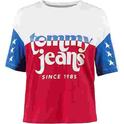 Tommy Jeans T-Shirt Damen SKI PATROL-MULTI