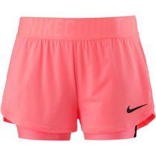 Nike Bouchard Australien Open Tennisshorts Damen lava glow