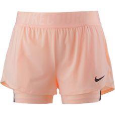 Nike Team Australien Open Tennisshorts Damen crimson tint