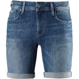 Pepe Jeans Jeansshorts Damen denim dark