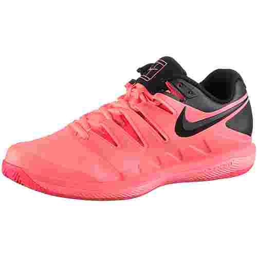Nike Rafa AustralienZOOM VAPOR X CLAY Tennisschuhe Herren lava glow-black