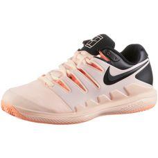Nike AIR ZOOM VAPOR X CLY Tennisschuhe Damen crimson tint-black