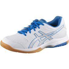 ASICS GEL-ROCKET 8 Volleyballschuhe Herren white/silver/classic blue