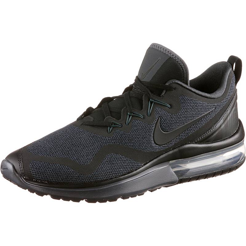 finest selection b2bf4 c9a49 Nike AIR MAX FURY Sneaker Herren black-black-anthracite