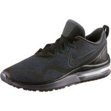 Nike AIR MAX FURY Sneaker Herren black-black-anthracite
