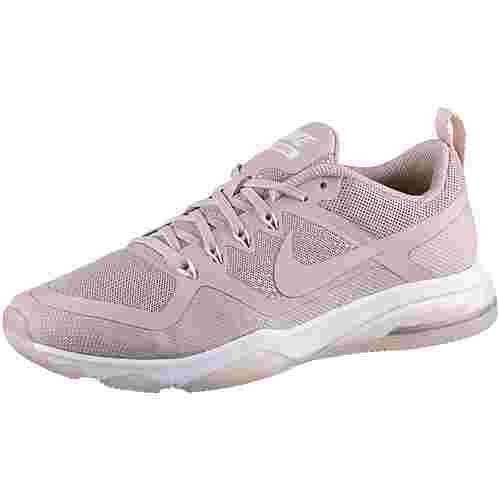 Nike Air Zoom Fitnessschuhe Damen particle rose-particle rose-crimson pulse