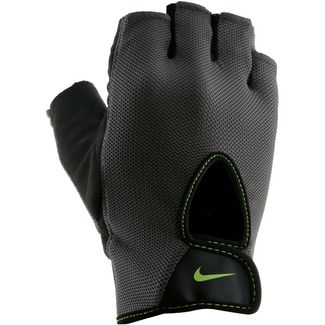 Nike Fundamental Training Fitnesshandschuhe Herren dark grey/black volt
