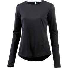Under Armour Threadborne Laufshirt Damen black-black-reflective