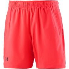 Under Armour Australien Open Tennisshorts Herren neon coral-black
