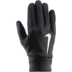 Nike Hyperwarm Fingerhandschuhe Herren black-white