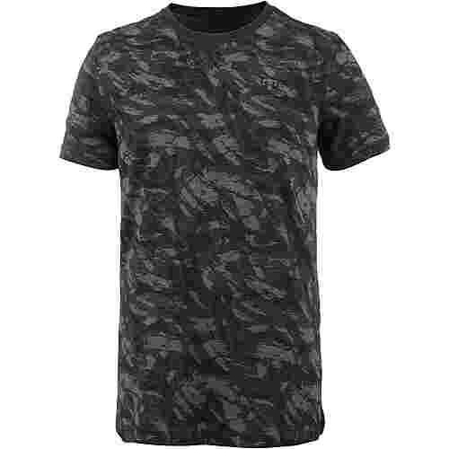 Under Armour T-Shirt Herren black-black