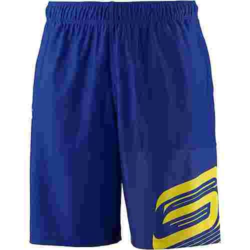 Under Armour SC30 Basketball-Shorts Herren royal-taxi