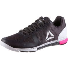 Reebok Crossfit Speed TR Fitnessschuhe Damen smoky volcano-white-acid pink