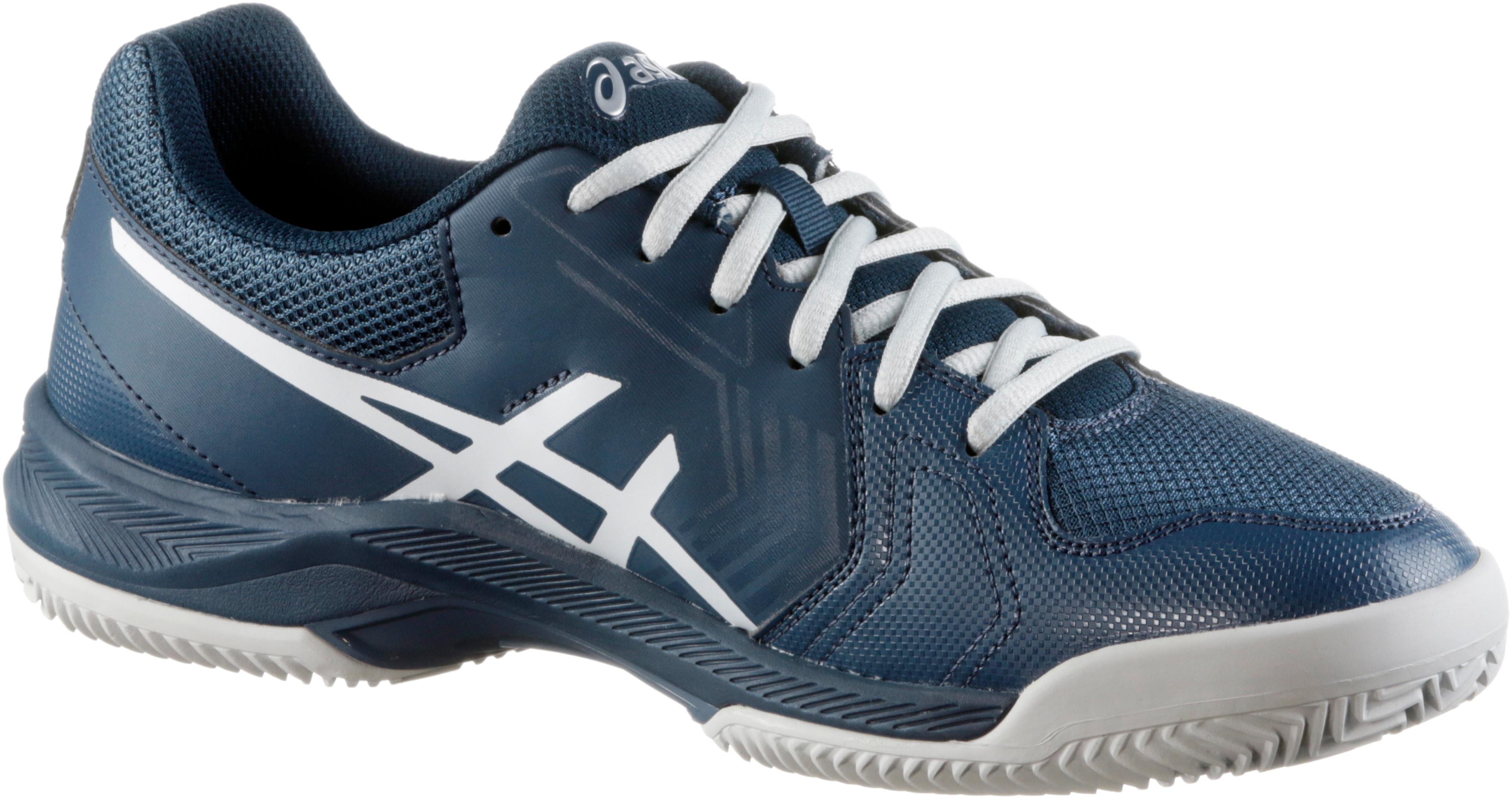 ASICS GEL-Dedicate 5 CLAY Tennisschuhe Herren Herren Herren dark blue-silber im Online Shop von SportScheck kaufen Gute Qualität beliebte Schuhe 6341a9
