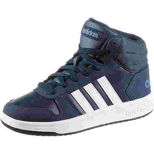 adidas HOOPS Sneaker Kinder collegiate navy