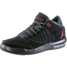 Nike Jordan Flight Sneaker Herren black-gym red