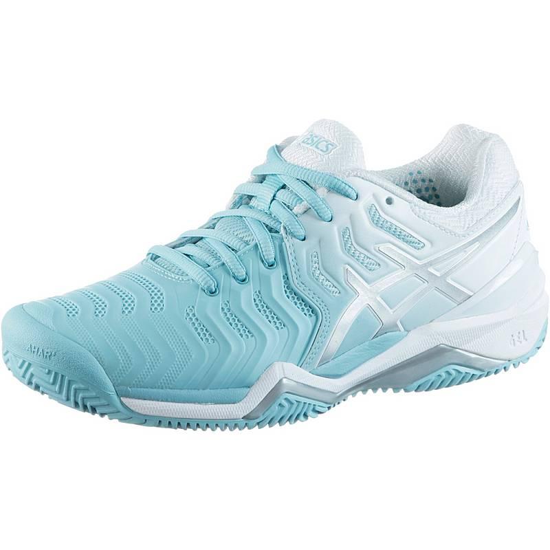 size 40 c711b 3c3b8 ASICSGELRESOLUTION 7 TennisschuheDamen porcelain blue silver. Nike Verkauf  Nike Free 3.0 V2 Damen Schuhe ...
