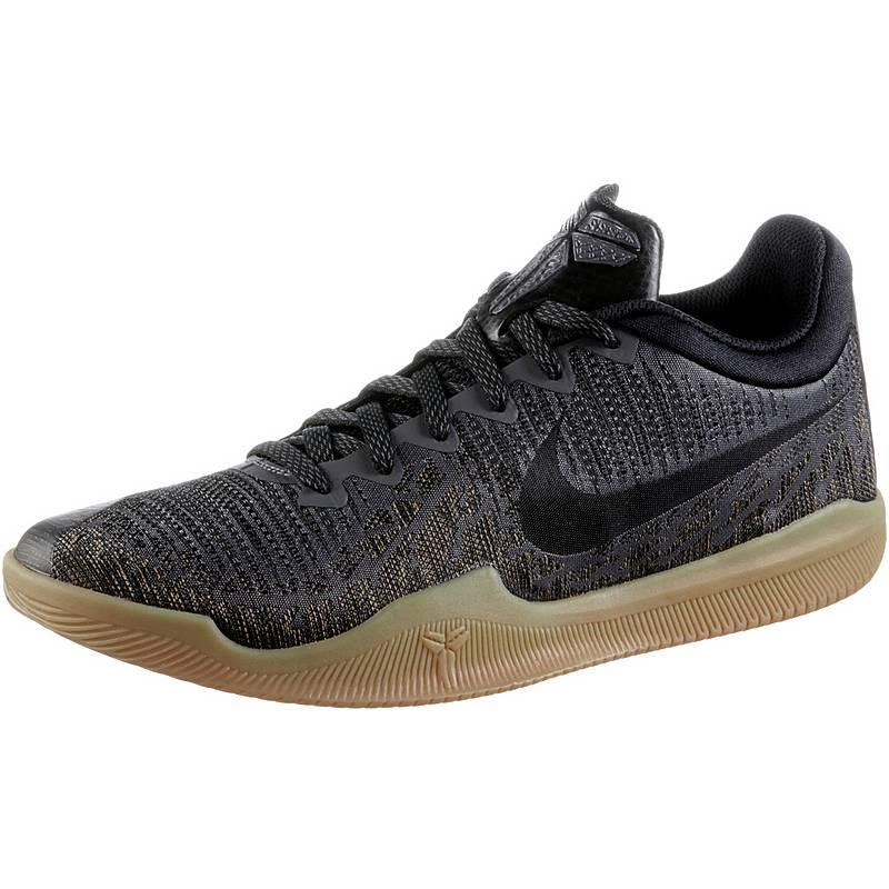 NikeMamba Rage  SneakerHerren  dark greyblack