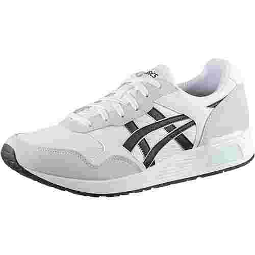 ASICS Lyte Trainer Sneaker Herren white-black