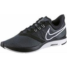 Nike Zoom Komplettes Fitness Trainings Schuhe Herren Schwarz/Weiszlig; GYM TRAINER SNEAKERS