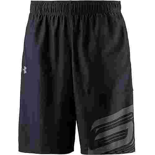 Under Armour SC30 Basketball-Shorts Herren black-stealth grey