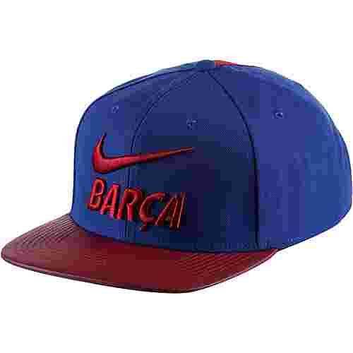 Nike FC Barcelona Cap deep royal blue-noble red-noble red