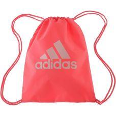adidas Performance Logo Turnbeutel Damen real coral