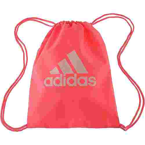 adidas Performance Logo Turnbeutel Damen real coral