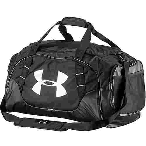 Under Armour Undeniable Duffle 3.0 Sporttasche black-black-silver