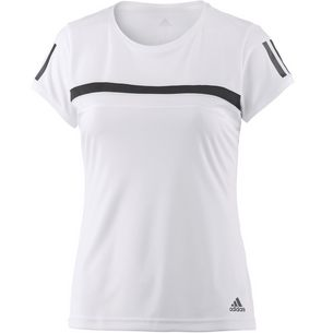 adidas CLUB TEE Tennisshirt Damen white