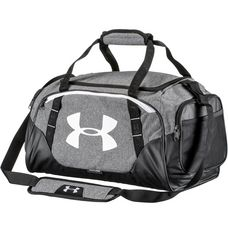 Under Armour Undeniable Duffle 3.0 Sporttasche graphite-black-white