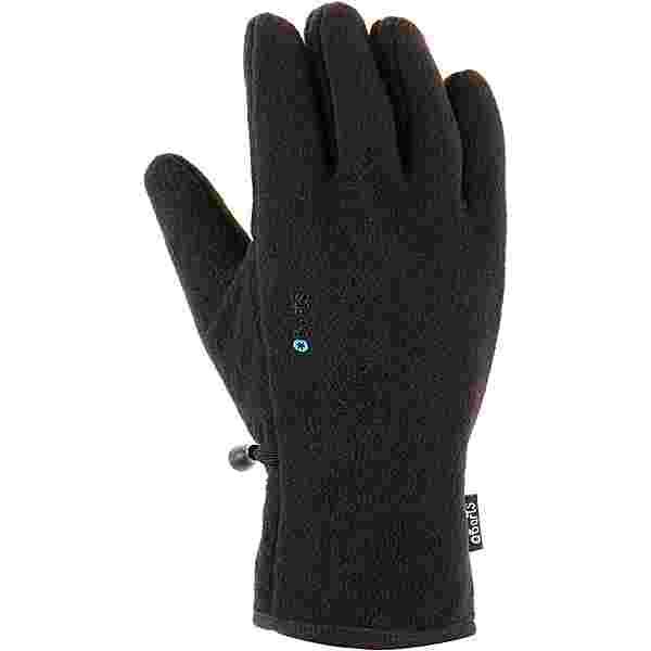 Barts Junior Fleece Handschuhe Kinder black