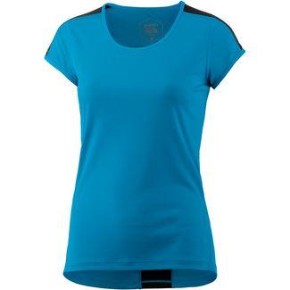 ASICS Laufshirt Damen atomic blue