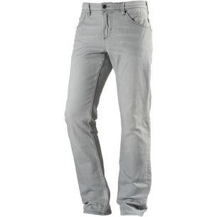 TOM TAILOR AEDAN Slim Fit Jeans Herren clean light stone grey denim