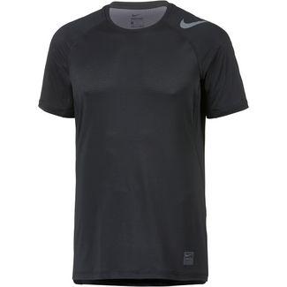 Nike Pro Hypercool Funktionsshirt Herren black-black-dark-grey