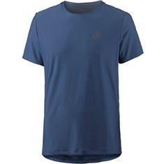 ASICS Essential Laufshirt Herren dark-blue