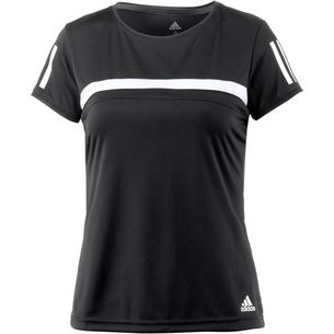 adidas CLUB TEE Tennisshirt Damen black