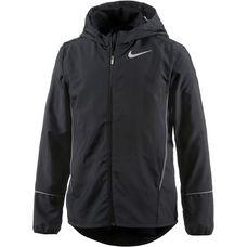 Nike Laufjacke Kinder black