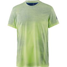 adidas Australien Open Tennisshirt Herren semi frozen yellow